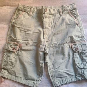 Mena cargo shorts
